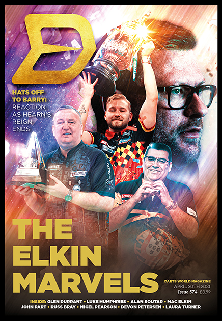 Darts World Magazine 574 - May 2021